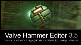 Логотип редактора карт Valve Hammer Editor
